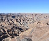 featured image Van Fish River Canyon naar Oranjerivier